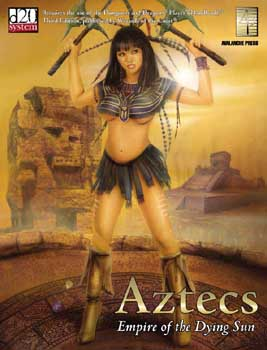Aztecs: Empire of the Dying Sun