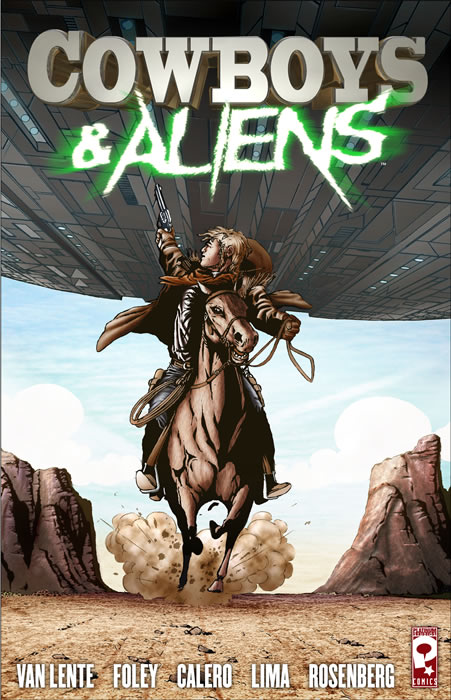 Cowboys & Aliens C&aliens
