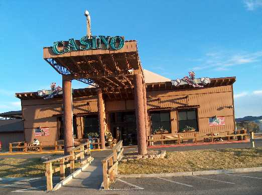 Gambling indian reservation bet in the casino