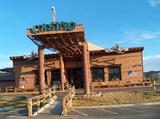 native american indian casinos in california