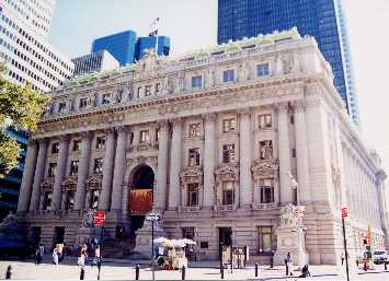 New York Customs House