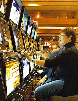 Loose slots at mohegan sun