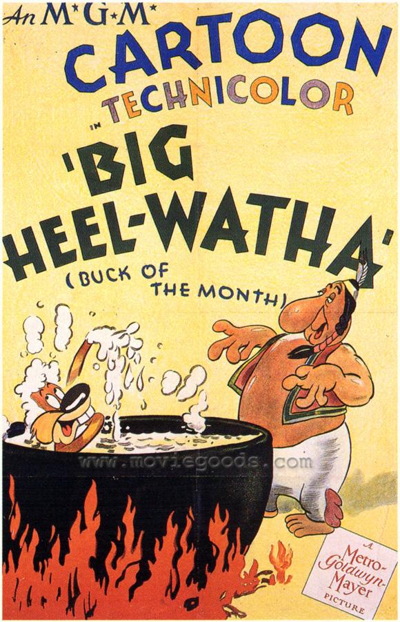 Big Heel-Watha (1944)