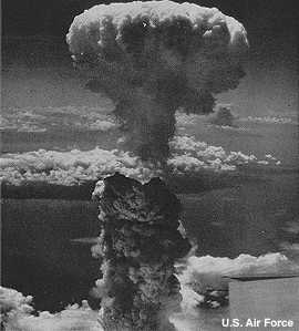 the controversy surrounding the atomic bomb since the first detonation in 1945 New mexico, japan bound by technology and tragedy  1945, detonation of the first atomic bomb in hiroshima, japan, about a month after the explosion  and mentioned things he had done since.