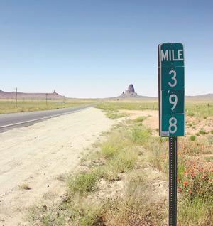 Mile Post 398