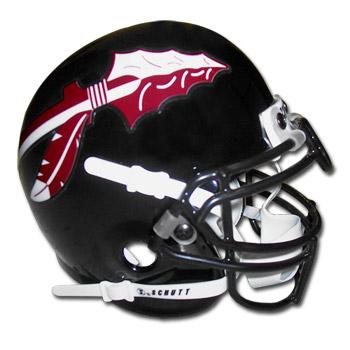 FSU Seminole helmet