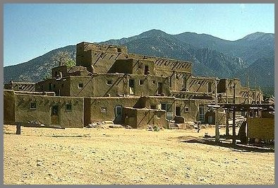 Newspaper rock p is for passive pueblo - Pueblo adobe houses property ...